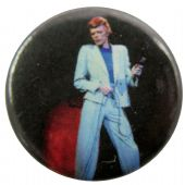 David Bowie - 'David Live' Button Badge